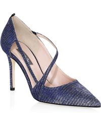 SJP by Sarah Jessica Parker - Cosmo Embellished Pumps - Lyst