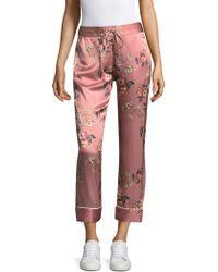 Joie - Reeda Floral Pajama Pants - Lyst