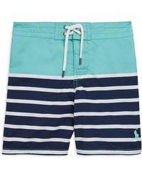 Ralph Lauren - Little Boy's Sanibel Swim Shorts - Lyst