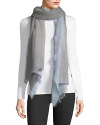 Bajra - Webby Ombre Cashmere Scarf - Lyst