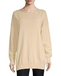 Lafayette 148 New York - Ribbed Cashmere Jumper - Lyst