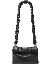 Michael Kors | Kiki Leather Shoulder Bag | Lyst