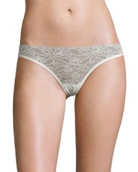 La Perla - Airy Blooms Medium Brief - Lyst