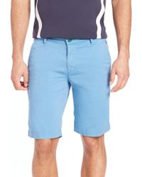 AG Green Label - Relaxed Fit Shorts - Lyst