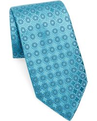 Charvet | Sunburst-print Silk Tie | Lyst