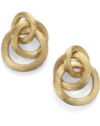 Marco Bicego - Jaipur Link 18k Yellow Gold Earrings - Lyst