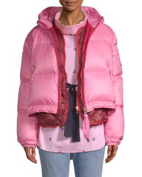 Tommy Hilfiger - Multicolor Double Down Puffer Coat - Lyst