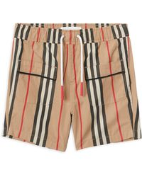Burberry - Baby's & Little Boy's Conroy Icon Pyjama Shorts - Lyst
