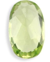 Loquet London - Peridot (august) Charm - Lyst
