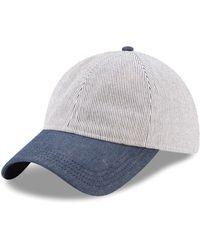 KTZ - Cotton Baseball Cap - Lyst