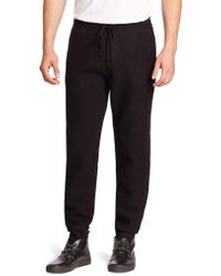 Billy Reid - Boiled Wool Track Trousers - Lyst