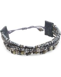 Chan Luu - Labradorite Mix Pull Bracelet - Lyst