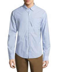 Bonobos - Washed Cotton Casual Button-down Shirt - Lyst