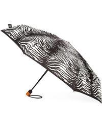 Saks Fifth Avenue - Zebra-print Umbrella - Lyst