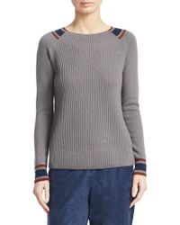 Loro Piana - Girocollo Painswik Sweater - Lyst