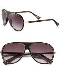 Lanvin - Aviator Sunglasses - Lyst