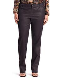 Lafayette 148 New York - Waxed Five-pocket Jeans - Lyst