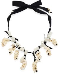 Lele Sadoughi - Shell Collector Necklace - Lyst
