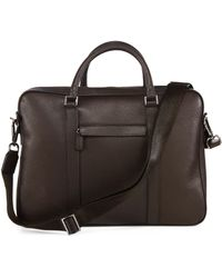 Saks Fifth Avenue - Medium Briefcase Bag - Lyst