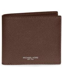 Michael Kors - Leather Billfold Wallet - Lyst