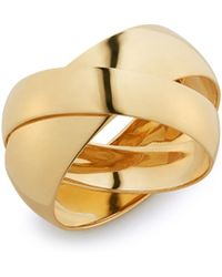 Lana Jewelry - Double Bubble Interlocking Ring - Lyst