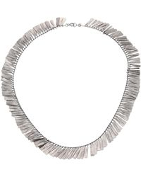 Sia Taylor | Raven Sterling Silver Necklace | Lyst