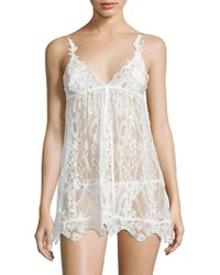 Jonquil - Two-piece Chemise & Panty Set - Lyst