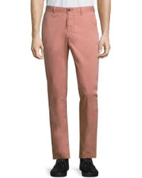 J.Lindeberg - Chase Deco Super Cotton Chinos - Lyst