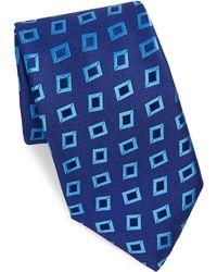 Charvet | Square Silk Tie | Lyst