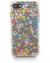 Rebecca Minkoff - Balboa Floral Iphone 7 Case - Lyst