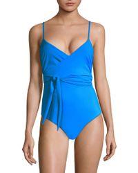 Mara Hoffman - Isolde One-piece Swimsuit - Lyst