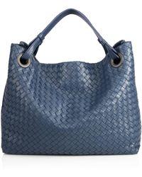 Bottega Veneta - Intrecciato Top-handle Bag - Lyst