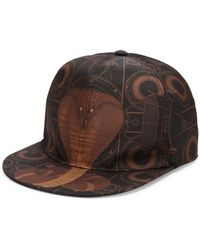 Givenchy | Cobra Print Hat | Lyst