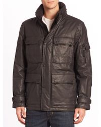 Sam. - Egyptian Cotton Cargo Jacket - Lyst