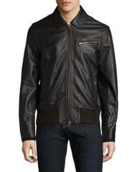 Bonobos - Leather Jacket - Lyst