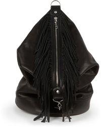 7918e4539b8e Converse Mademe X Super Mini Backpack in White - Lyst