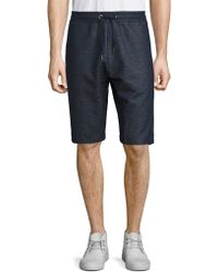 Strellson - Solid Sweat Shorts - Lyst