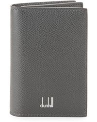 Dunhill - Cadogan Leather Business Card Case - Lyst