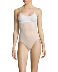Tc Fine Intimates - High Waist Thong - Lyst