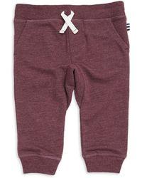 Splendid - Baby Boy's Cotton-blend Joggers - Lyst