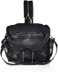 Alexander Wang - Marti Leather Backpack - Lyst