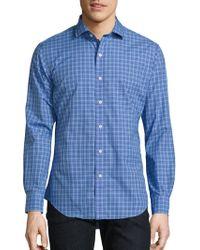 Polo Ralph Lauren - Slim-fit Plaid Estate Button-down Shirt - Lyst