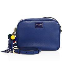 Dolce & Gabbana | Mini Leather Camera Bag | Lyst