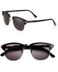 Tom Ford - Henry Retro Sunglasses - Lyst