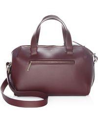 Jason Wu - Textured Leather Crossbody Bag - Lyst