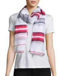 Lemlem | Enku Striped Scarf | Lyst