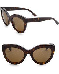 Balenciaga - 54mm Cat Eye Sunglasses - Lyst