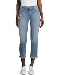 Eileen Fisher - Boyfriend Jeans - Lyst