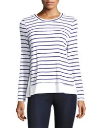 Generation Love | Ellie Striped Pullover | Lyst