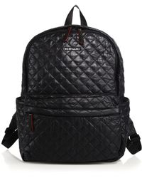 MZ Wallace - Metro Quilted Nylon Backpack - Lyst